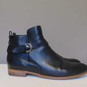Kate Spade Saturday leather boots size 8.5